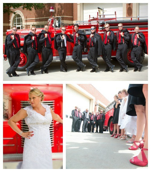 {Real Wedding} Amy & Dale, Mankato & Southern Mn Bridal
