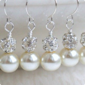 Mankato Wedding Jewelry, Bridesmaids Gifts, Necklace, Earrings, Bracelets, Baubles, Maid of Honor